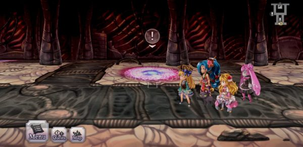 Another Eden Tower of Time Clock Puzzle