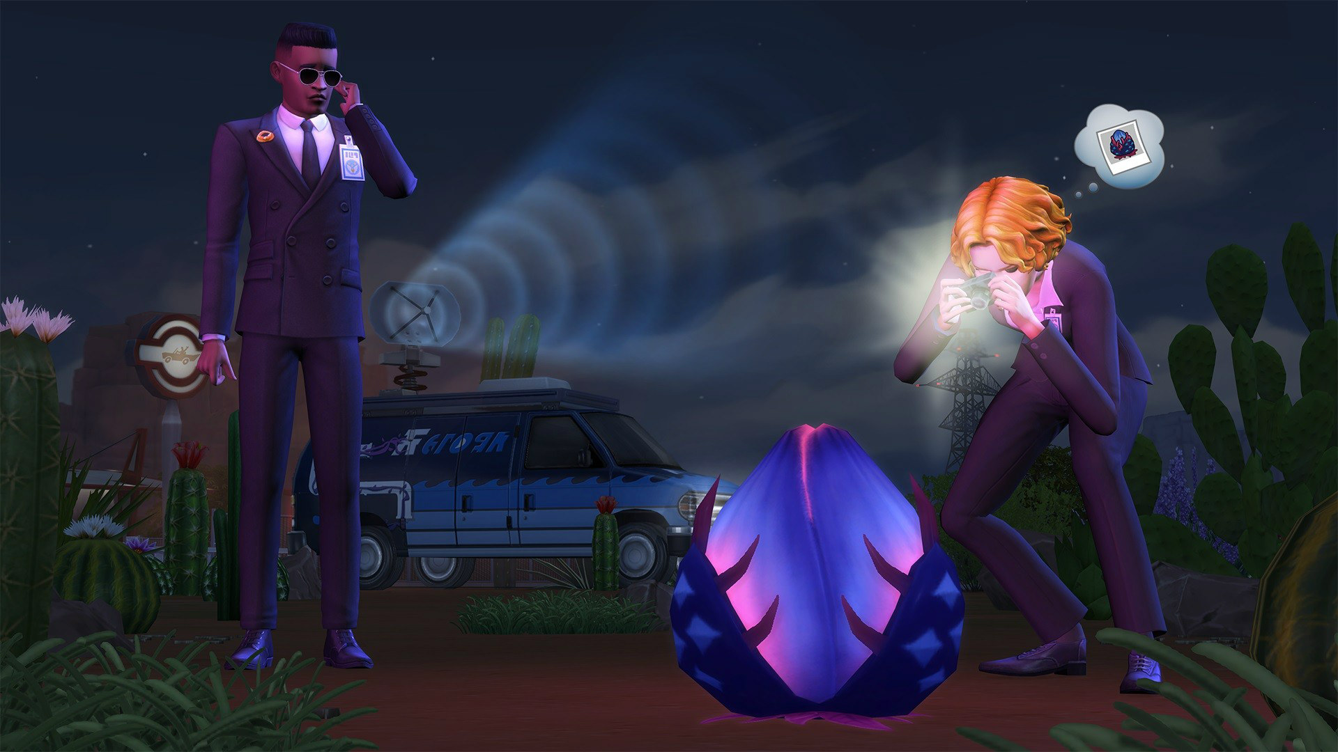 how to get rid of infected trait, sims 4 strangerville