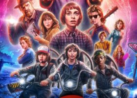 Stranger Things, Netflix, Binge Watch Shows 2019