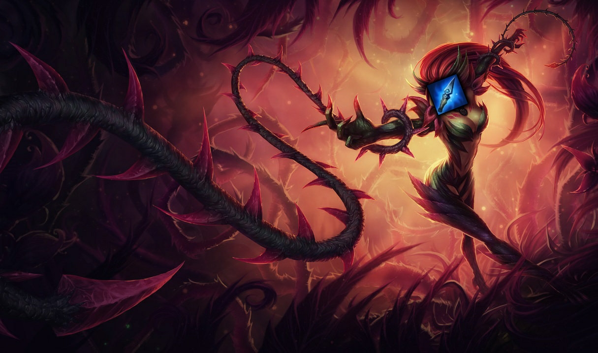Zyra from League of Legends