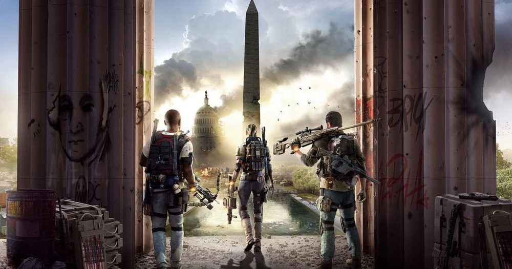 the division 2, uk launch sales