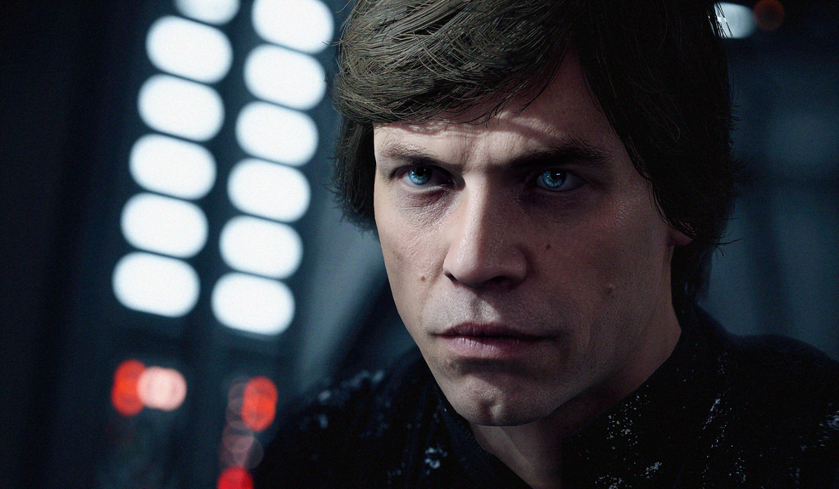 Star Wars Battlefront 2 Luke Skywalker