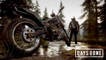 days gone: photo mode