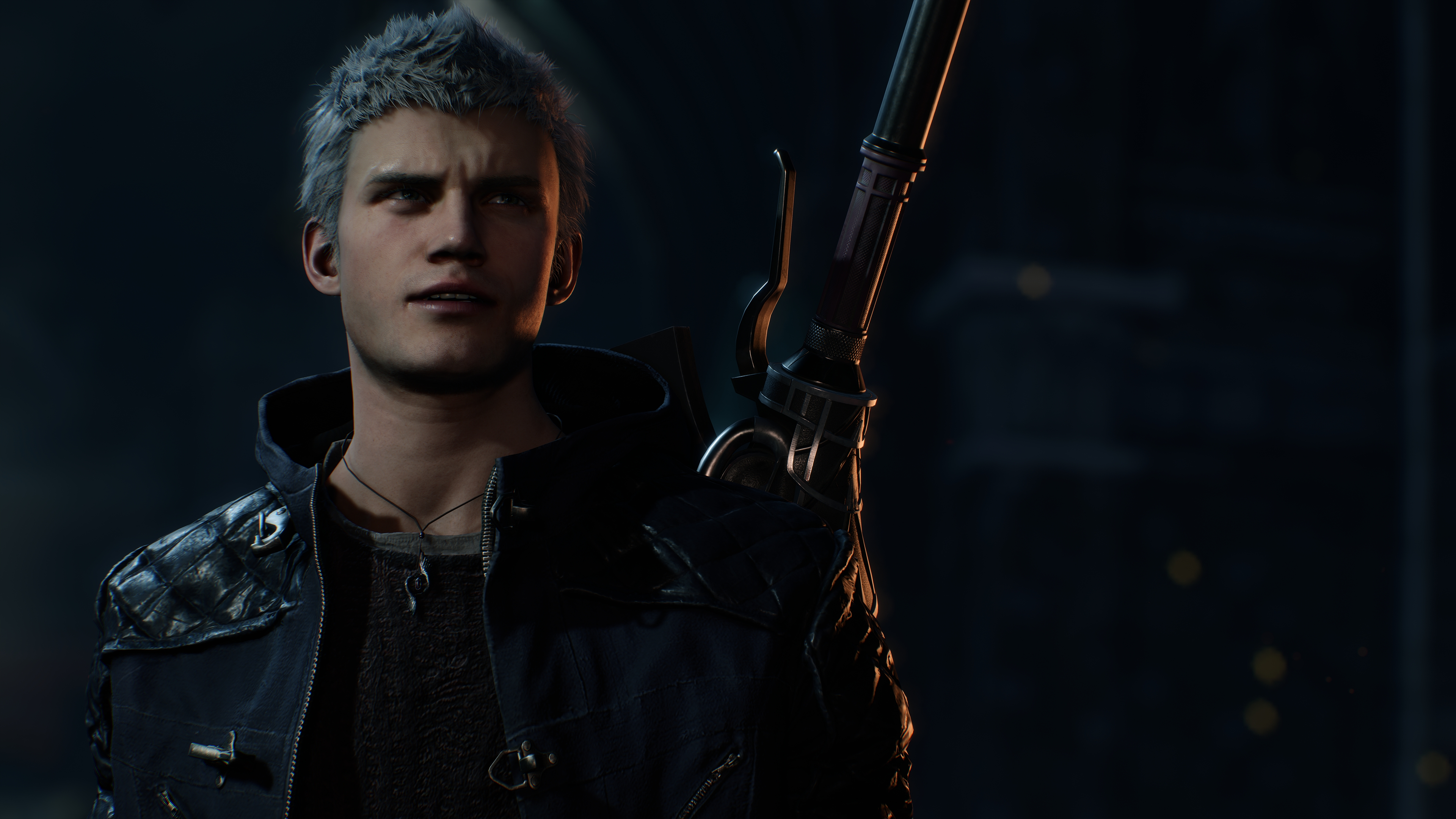 Devil May Cry 5, how to switch arms