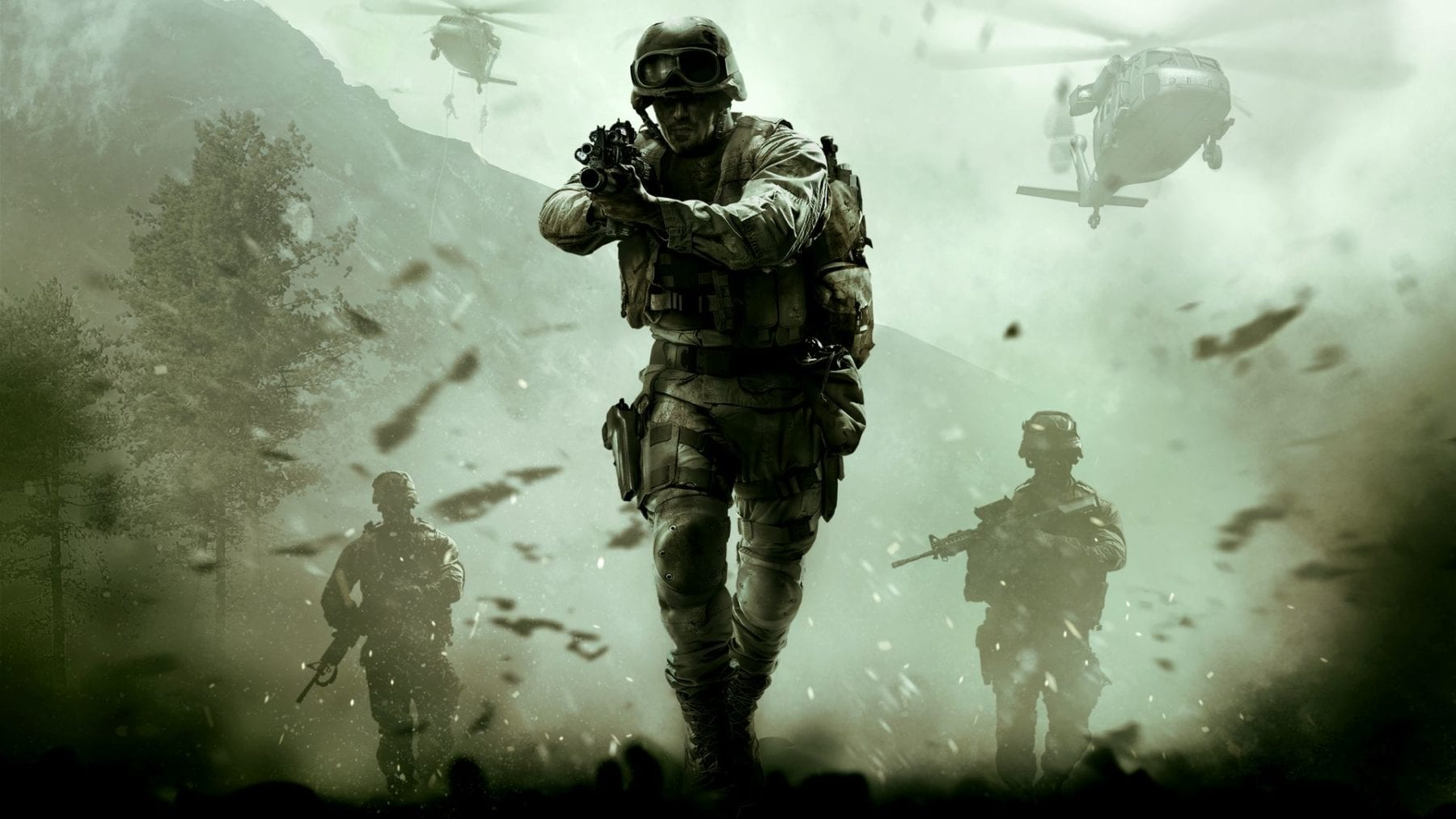 is there zombies mode in modern warfare remastered
