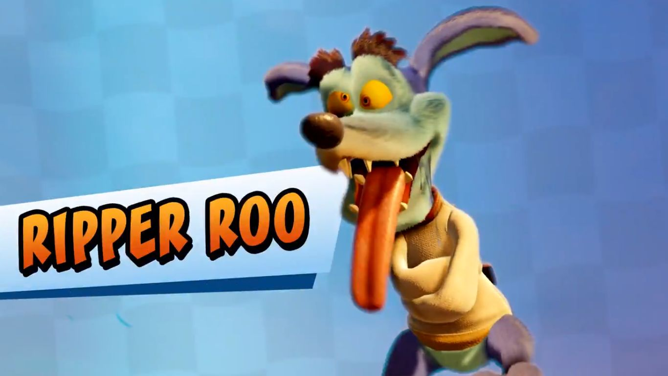 Crash Team Racing Nitro Fueled Gets New Trailers Revealing Ripper