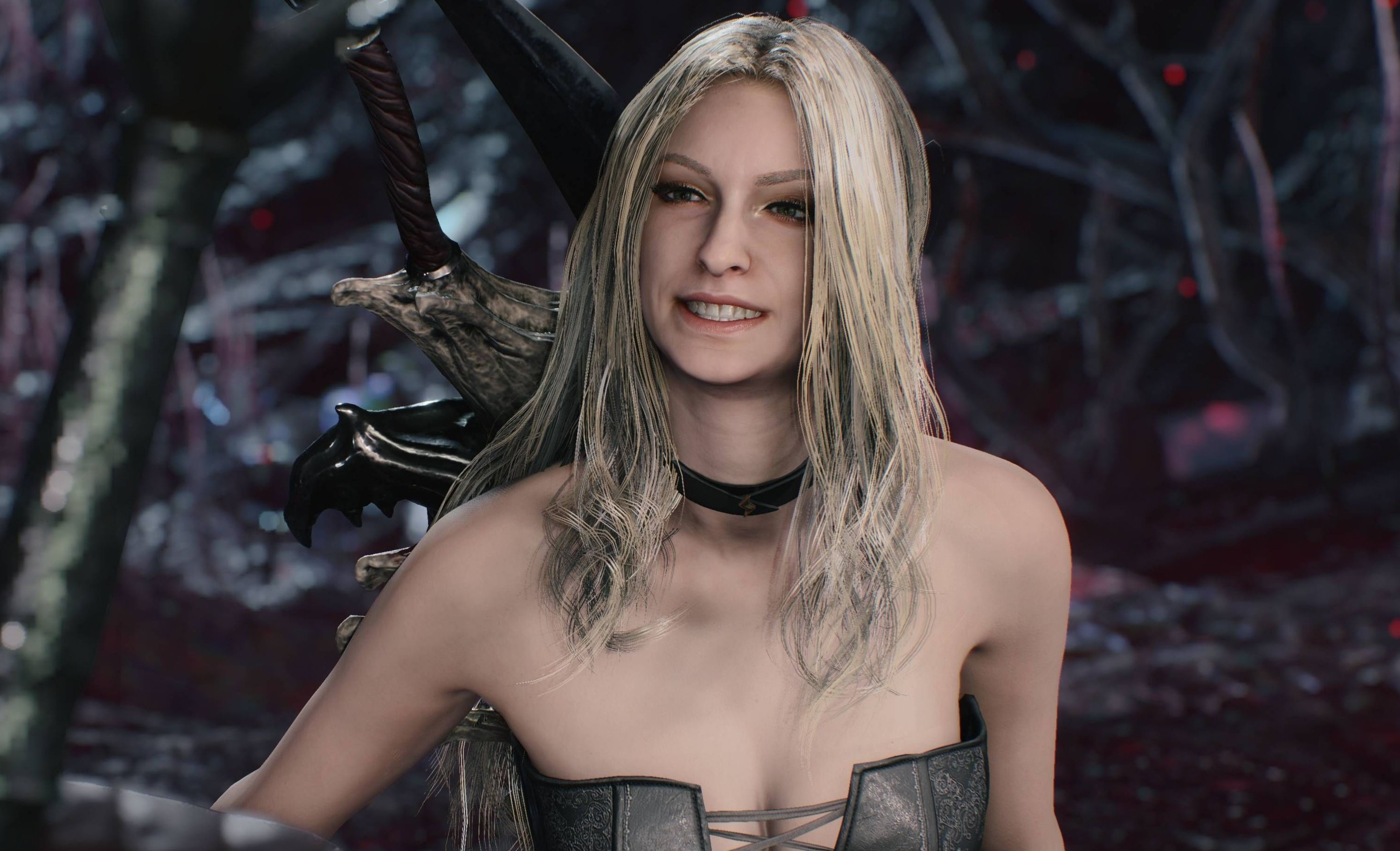 Devil May Cry 5 Trish