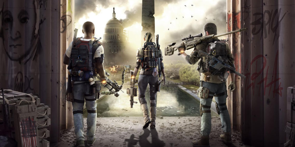 how to fast travel in Division 2