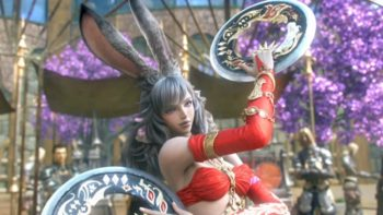 Final Fantasy XIV: Shadowbringers, dancer