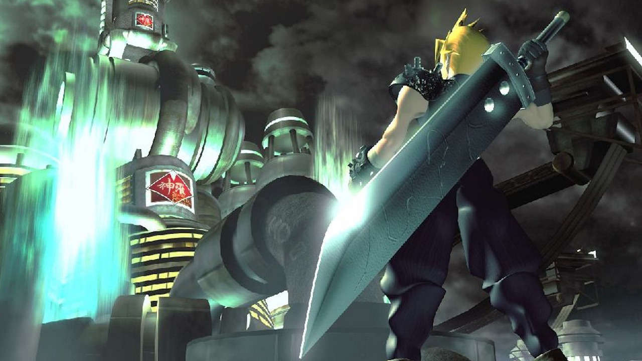 Final Fantasy VII, Nintendo Switch, popular switch games