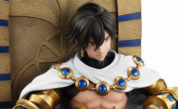 Fate/Grand Order Ozymandias Figure