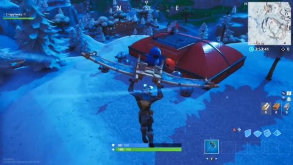 Fortnite Baller Locations Where To Find The Baller Vehicle - fortnite baller locations