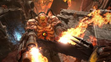 Stadia Google GDC 2019 Doom Eternal iD Software