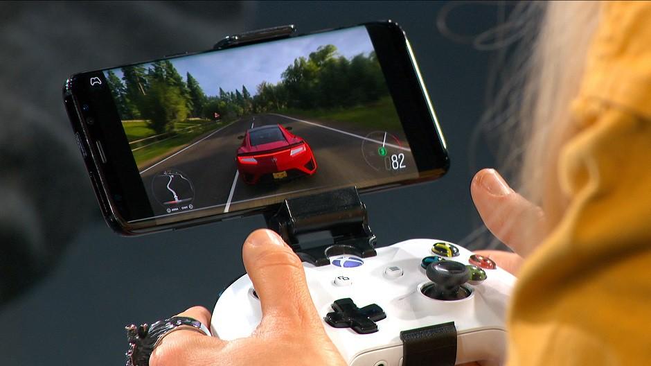 5G, smartphones, xcloud