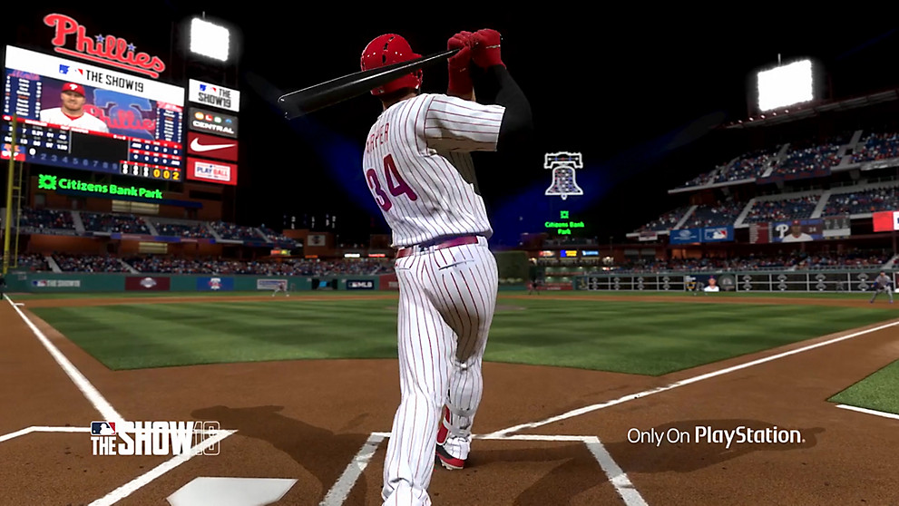 how to hit home runs, mlb the show 19
