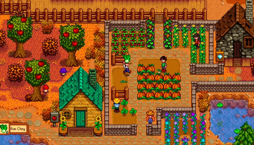 stardew valley, switch, indies, eshop
