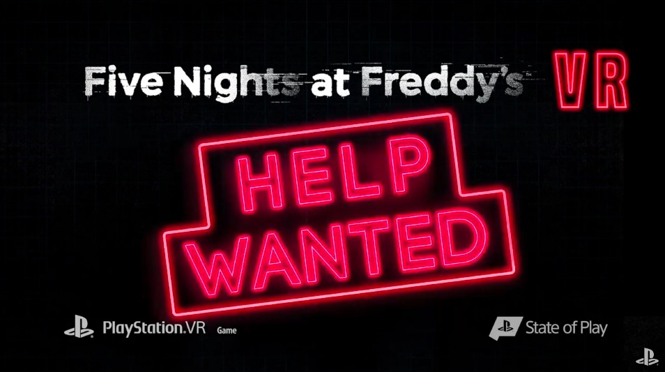five nights at freddy's help wanted