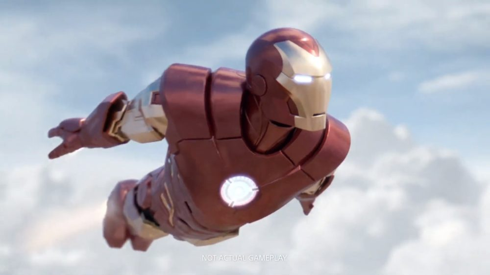 Iron Man VR, state of play