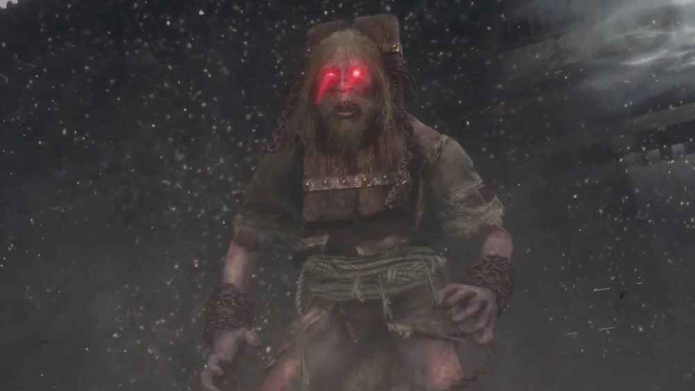 Sekiro, how to beat chained ogre