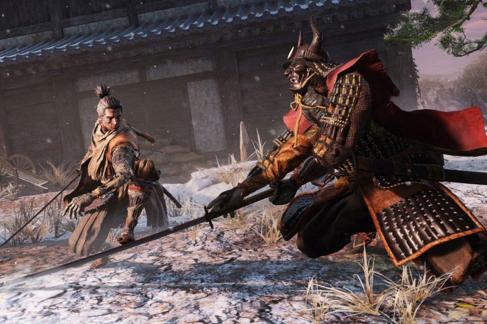 Sekiro General Naomori