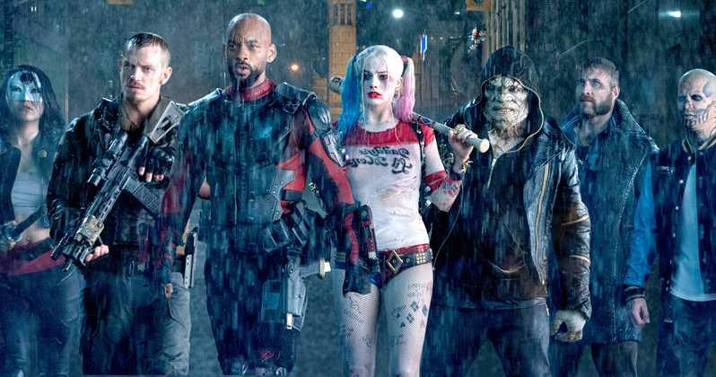 suicide squad, james gunn, marvel, dc, superhero