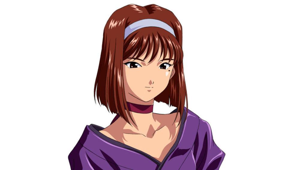 Sakura Wars Sumire Kanzaki