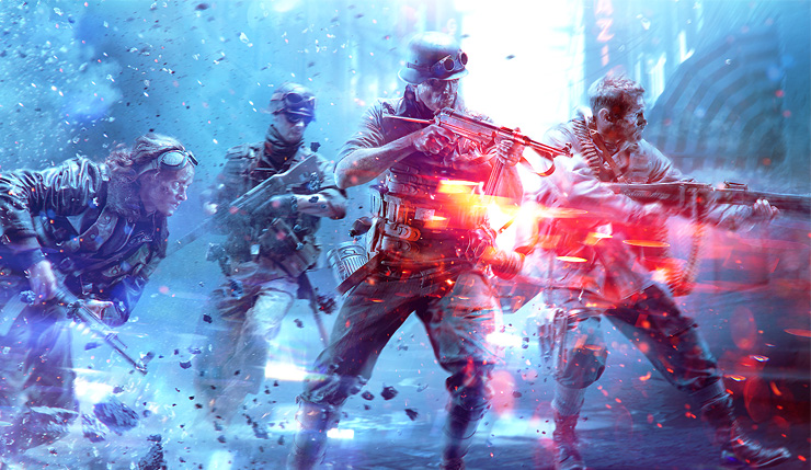 EA Dice Details New Battlefield V Road Map New Maps Weekly Experiences  Game Modes  More
