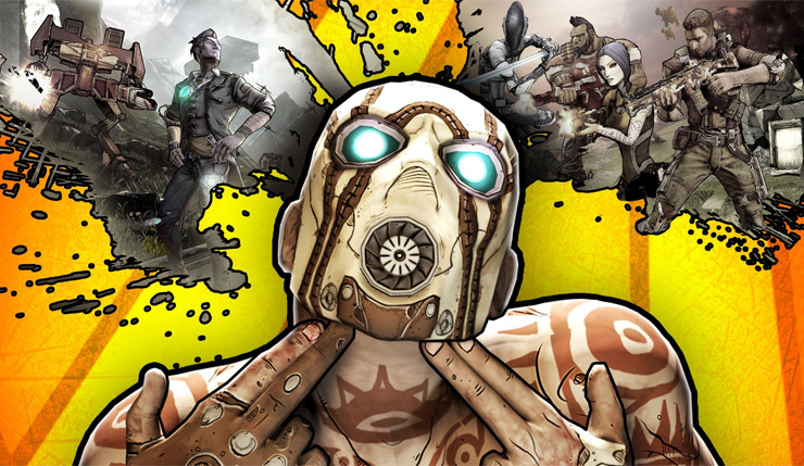 Game of the Year, borderlands
