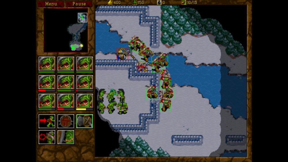 GOG, Warcraft II