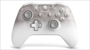 Xbox One Phantom White