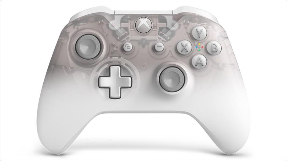 Xbox One Phantom White