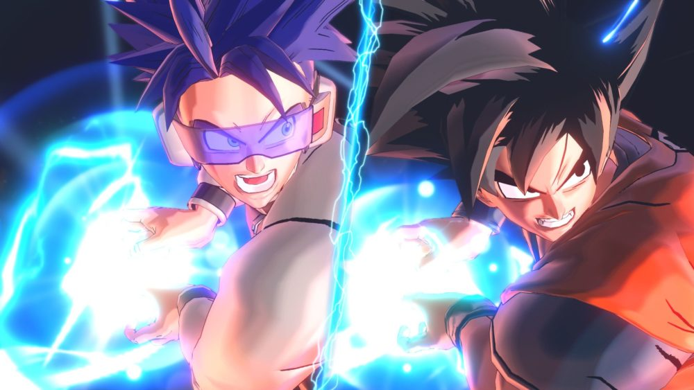 Dragon Ball Xenoverse 2 Lite