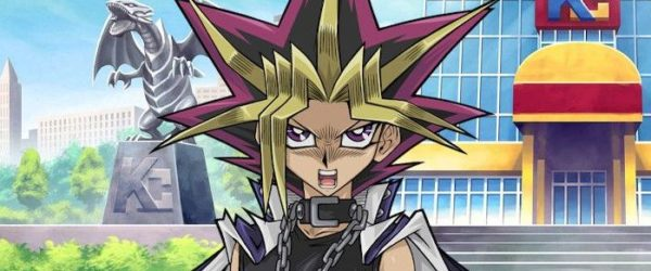 Yu-Gi-Oh! Duel Monsters Legacy of the Duelist: Link Evolution.