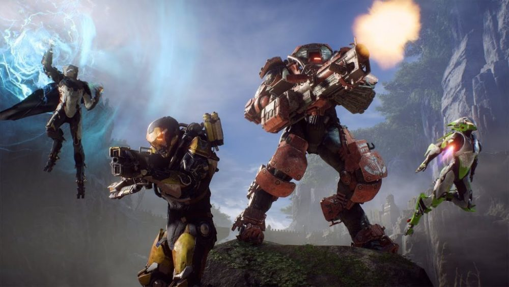 anthem, patch 1.0.4, problems, bugs