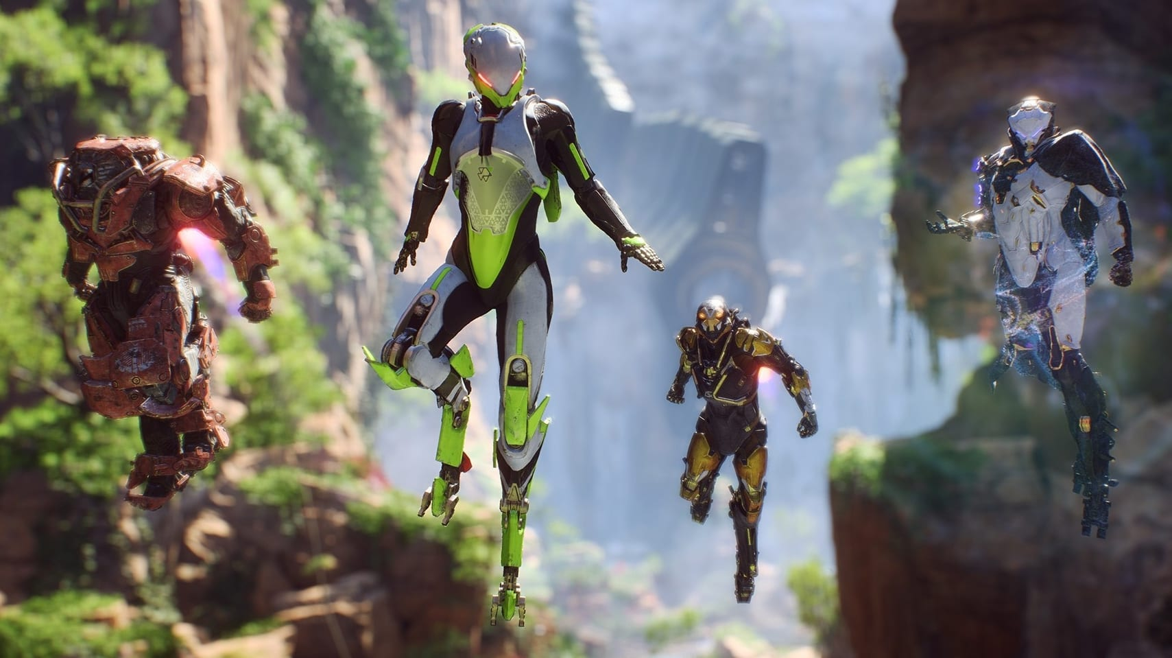 anthem, loot patch