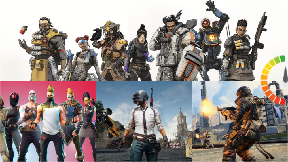 apex legends, battle royale