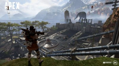 apex legends, season one wiki