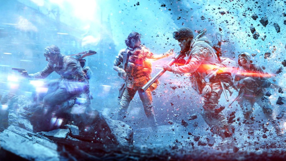 Battlefield V Firestorm, How to Get More Ammo