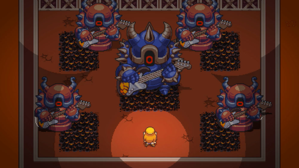 Cadence of Hyrule, Nindies Spring Showcase