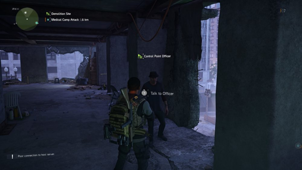 Division 2: How to Resupply Friendly Control Points