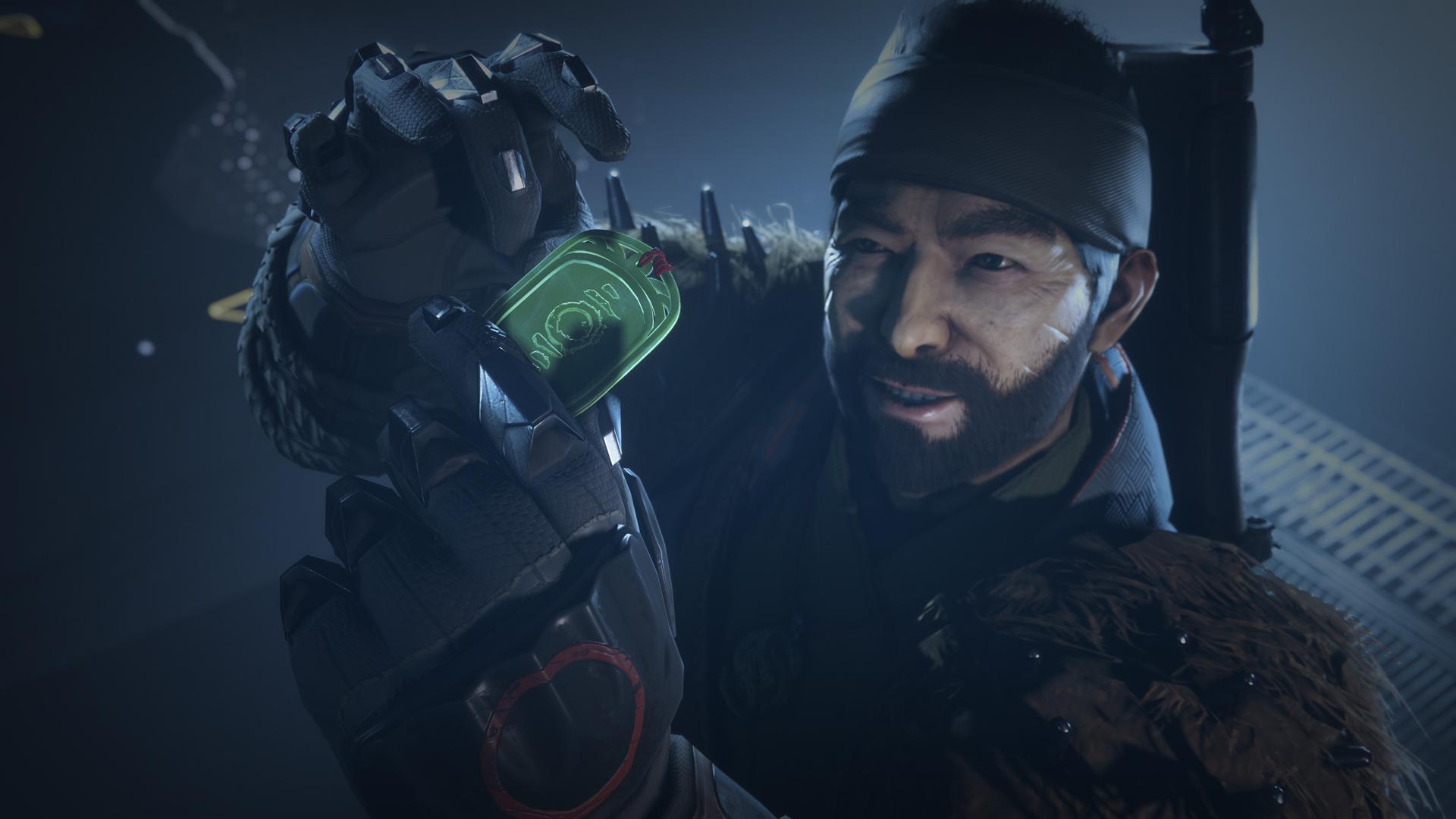 destiny 2, service revolver