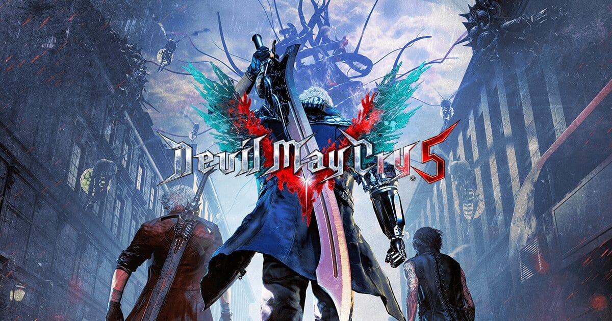 link missions, what are link missions, devil may cry 5, dmc 5, network