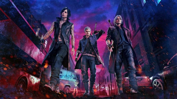 devil may cry 5, dmc 5, opinion, characters, playable
