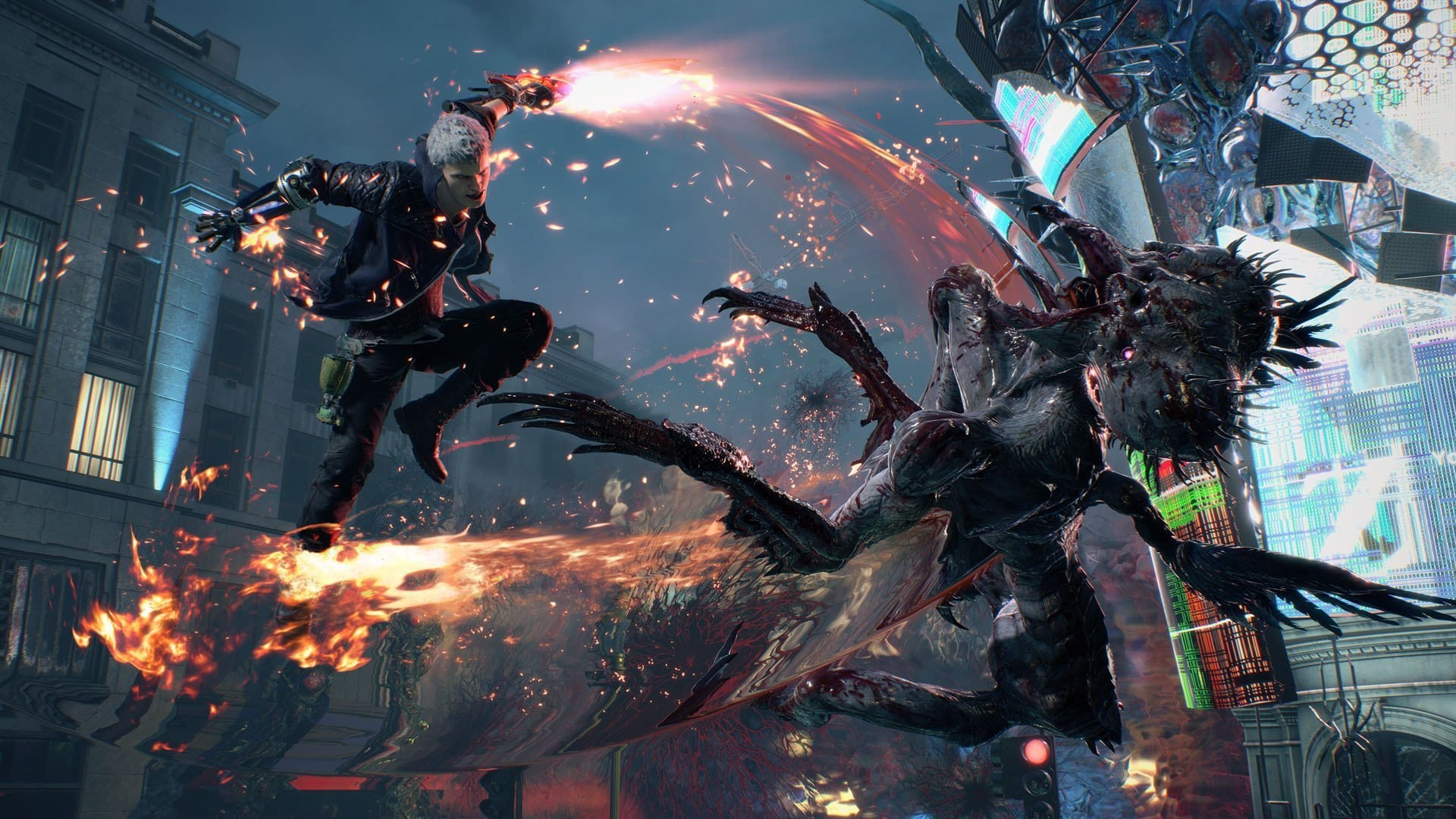 devil may cry 5, how to use, how to charge, exceed, what it does, nero