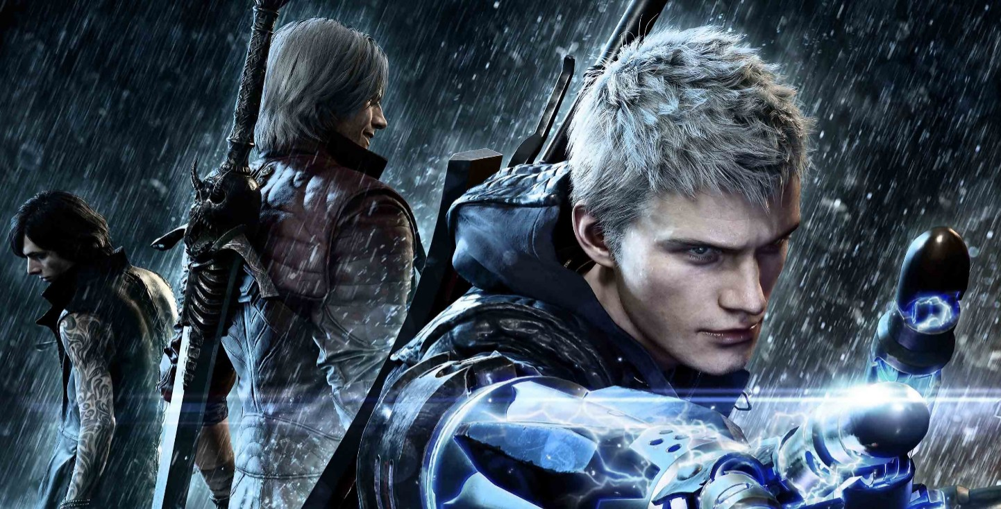 devil may cry, series, characters, ranked, best, ranking, capcom