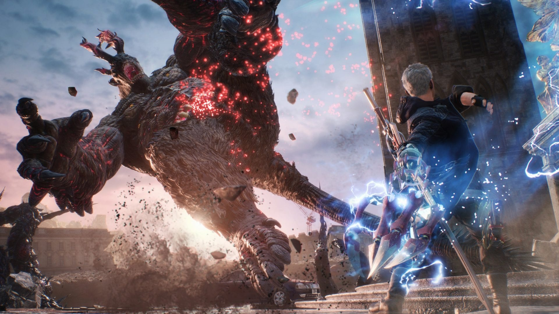 devil may cry 5, dmc 5, devil breakers, all, list, what they do, moveset, nero