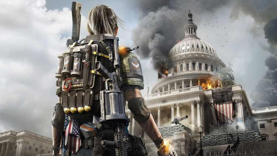 the division 2, base of operations, assign staff, recruit, white house