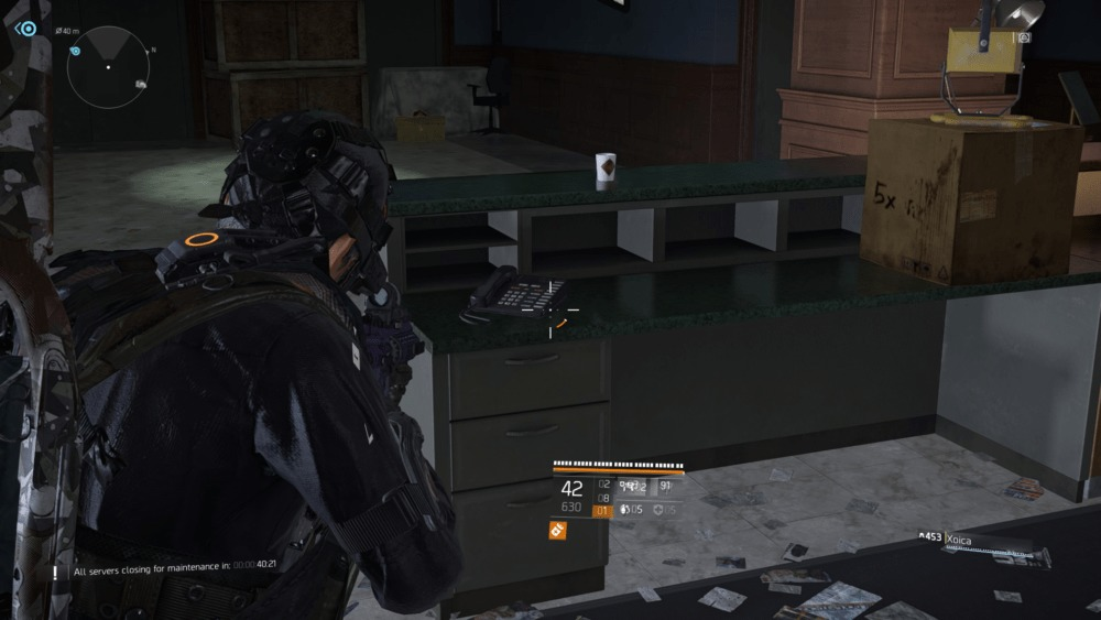 Division 2 Hunter Locations: Where to Find All Masks (Death, Wraith