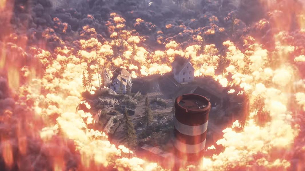 Firestorm Battlefield V Leaked Tutorial Video