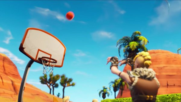 fortnite basketball
